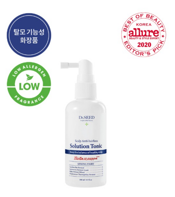 DR.SEED Scalp Anti-hairloss Solution Tonic