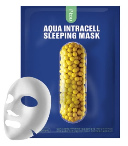 NOHJ Aqua Intracell Sleeping Mask pack