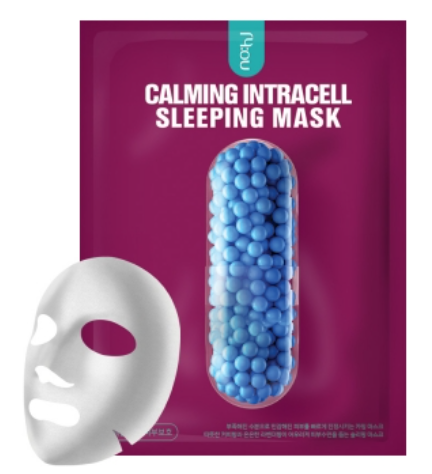NOHJ Calming Intracell Sleeping Mask pack