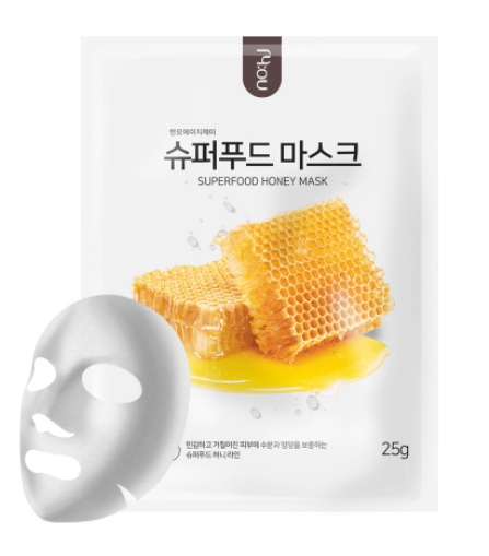 NOHJ Superfood Mask pack [Honey]