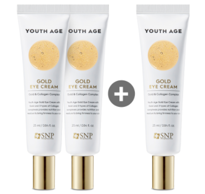 Youth Age Gold Eye Cream 25ml 2+1