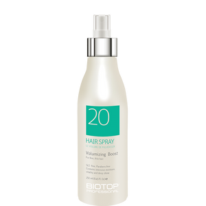 BIOTOP 20 Volumizing Boost Hair Spray