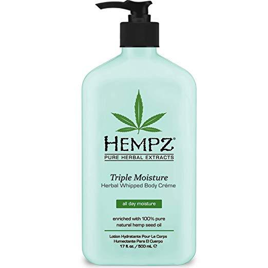 HEMPZ Triple Moisture Herbal Whipped Body Crème