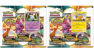 POKEMON 3 BOOSTERS TENEBRES ET EMBRASEES