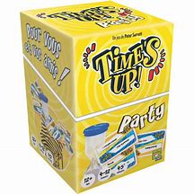 TIMES UP PARTY 1  (JAUNE)