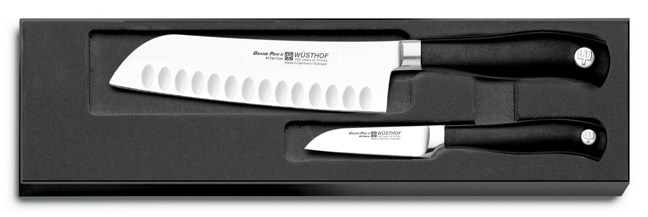 Wusthof Grand Prix II Asian Knife Set, 2-piece - 9275