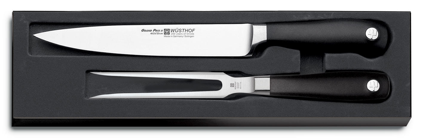 Wusthof Grand Prix II Carving Set, 2-piece - 9645