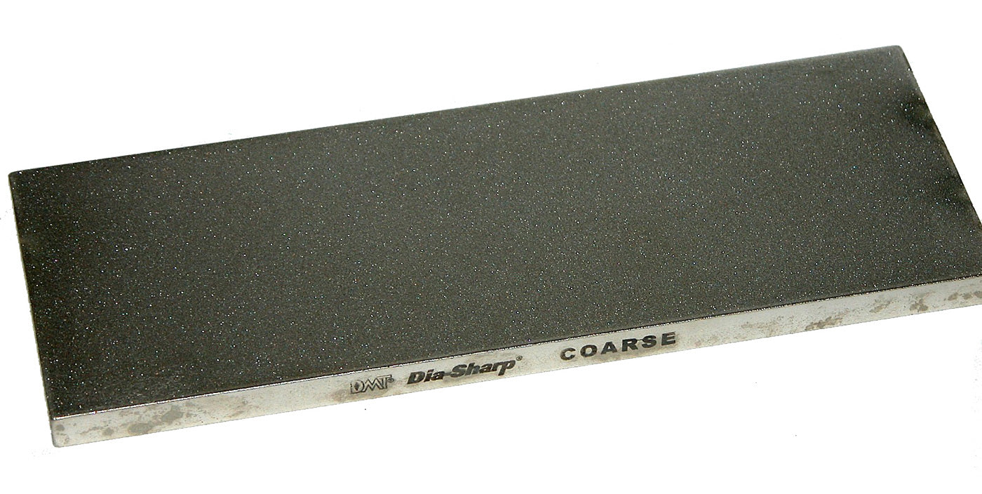 DMT D8C 8-Inch Dia-Sharp Sharpening Stone, Coarse, 320 grit