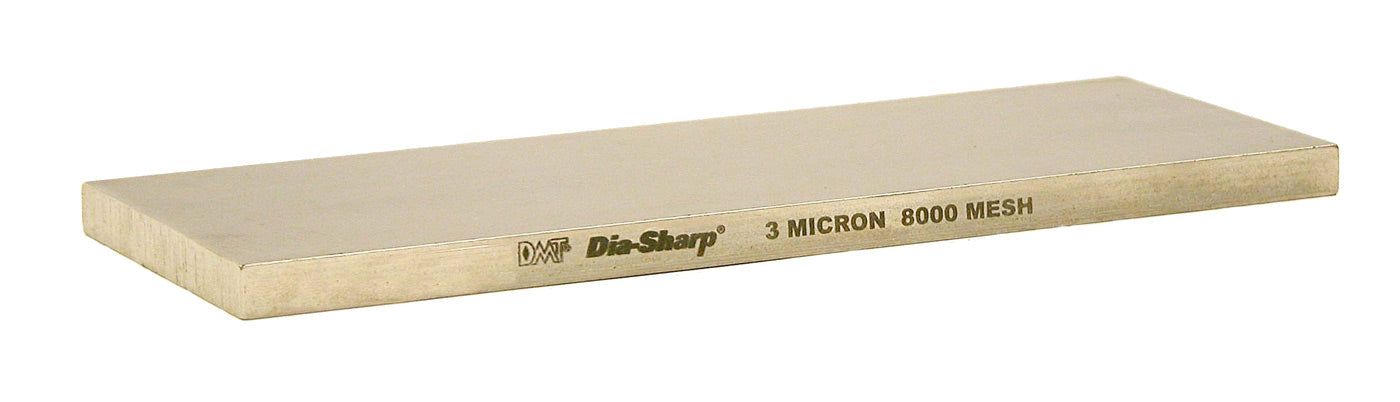 DMT D8EE 8-Inch Dia-Sharp Sharpening Stone, Extra Extra Fine, 6000 Grit