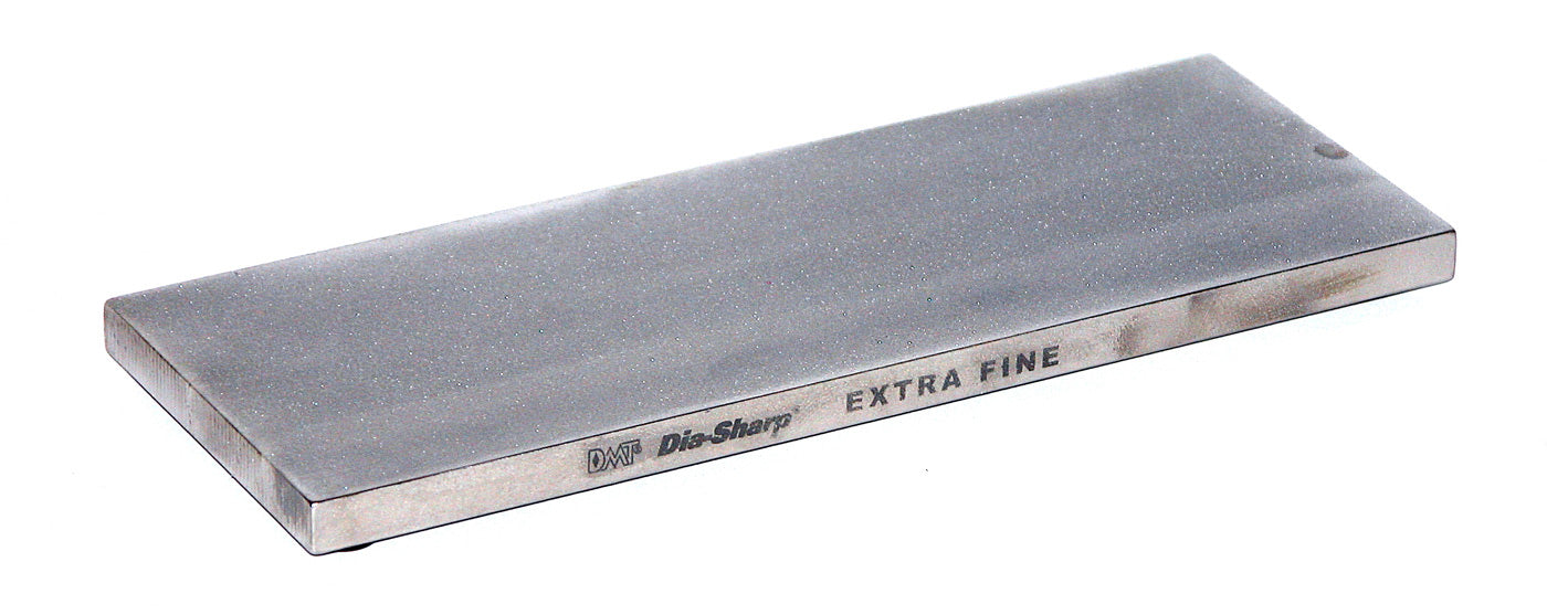 DMT D8E 8-Inch Dia-Sharp Sharpening Stone, Extra Fine, 1200 Grit