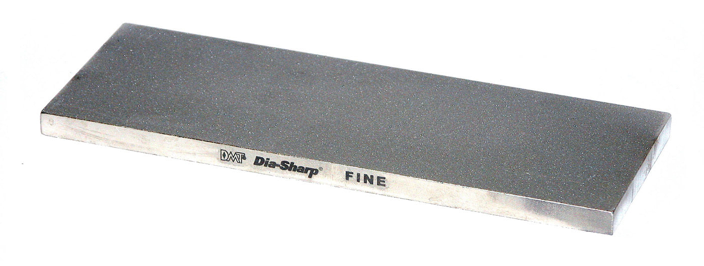 DMT D8F 8-Inch Dia-Sharp Sharpening Stone, Fine, 600 Grit
