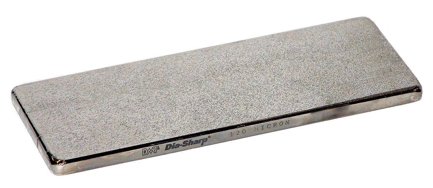 DMT D8XX 8-Inch Dia-Sharp Sharpening Stone, Extra-Extra Coarse, 120 Grit