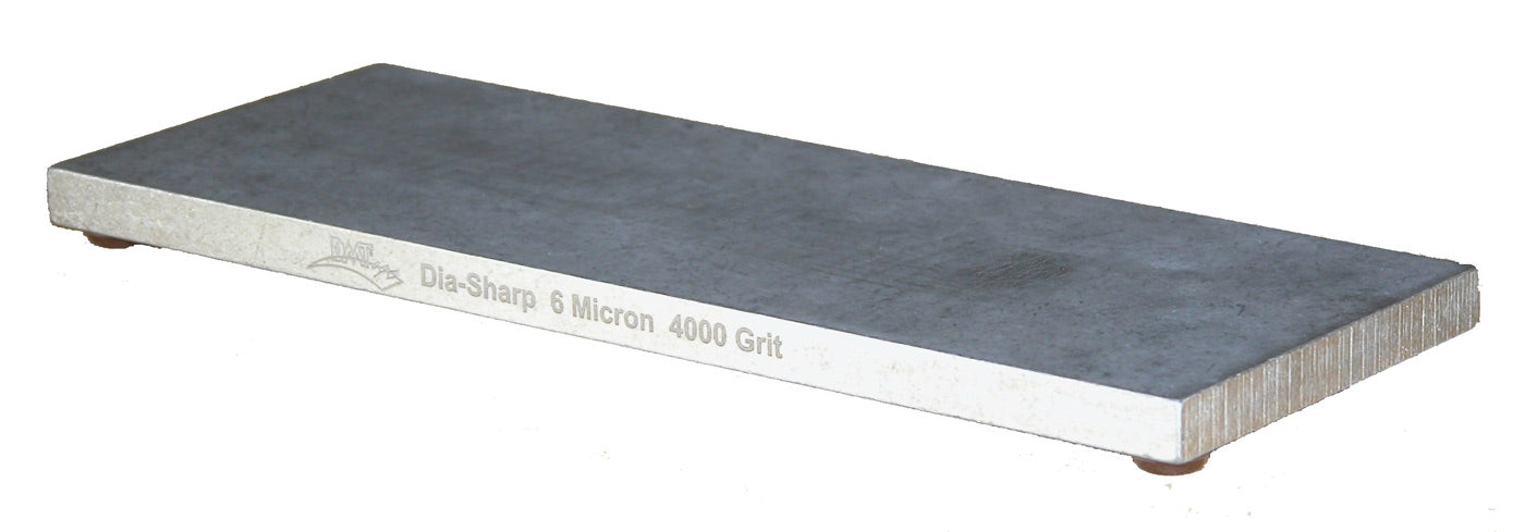 DMT D8ME 8-Inch Dia-Sharp Sharpening Stone, Medium Extra Fine, 3000 Grit