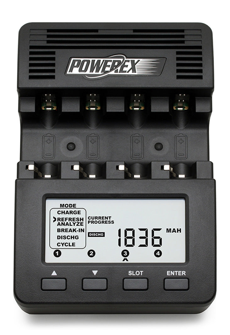 Maha PowerEx C9000 WizardOne NiMH/NiCAD AA/AAA WorldWide charger