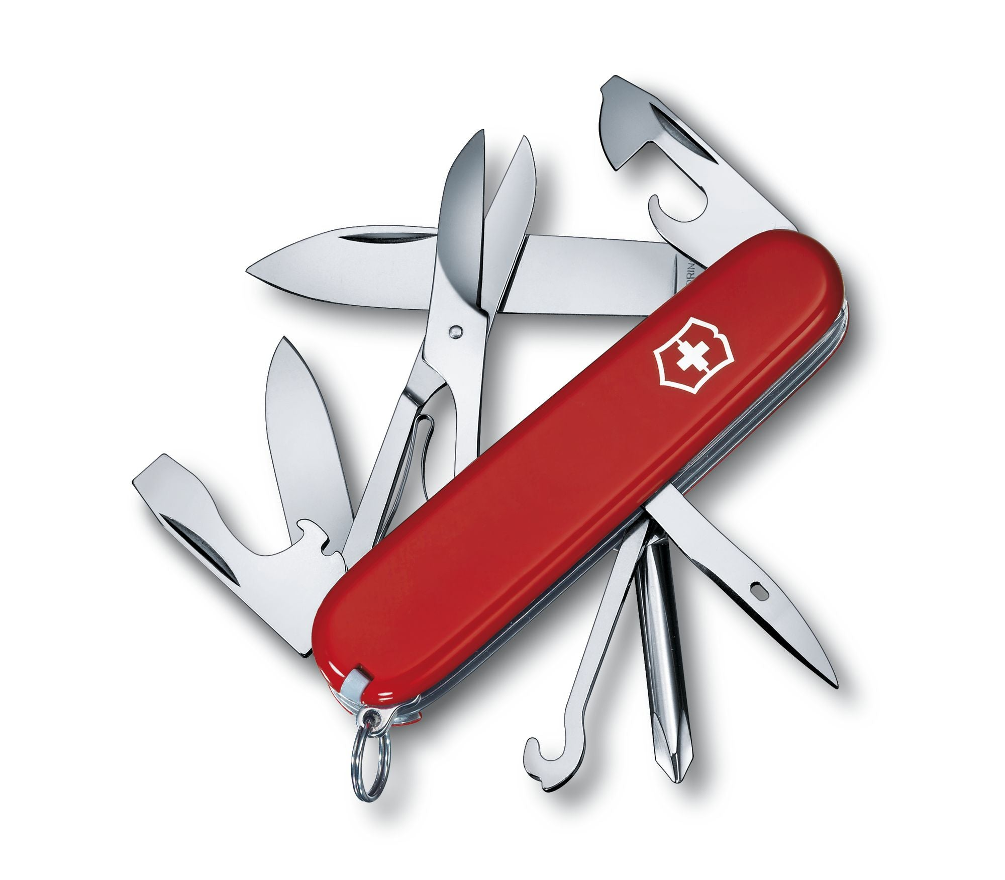 Swiss Army Pocket Knife, Super Tinker, Canada