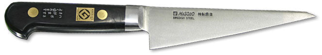 Misono Swedish Carbon Steel Japanese-Style Boning Knife (Honesuki), 5.7-inch (145mm) - #141