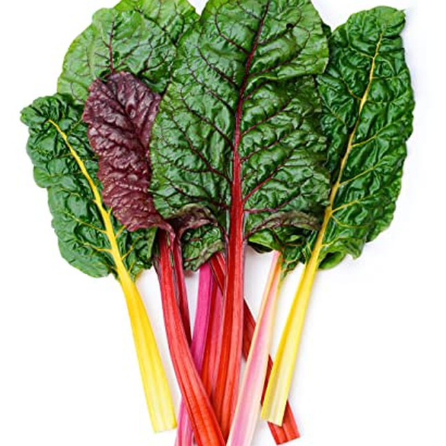 Greens: Rainbow Swiss Chard (bu)