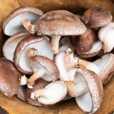 Mushrooms: Shiitake