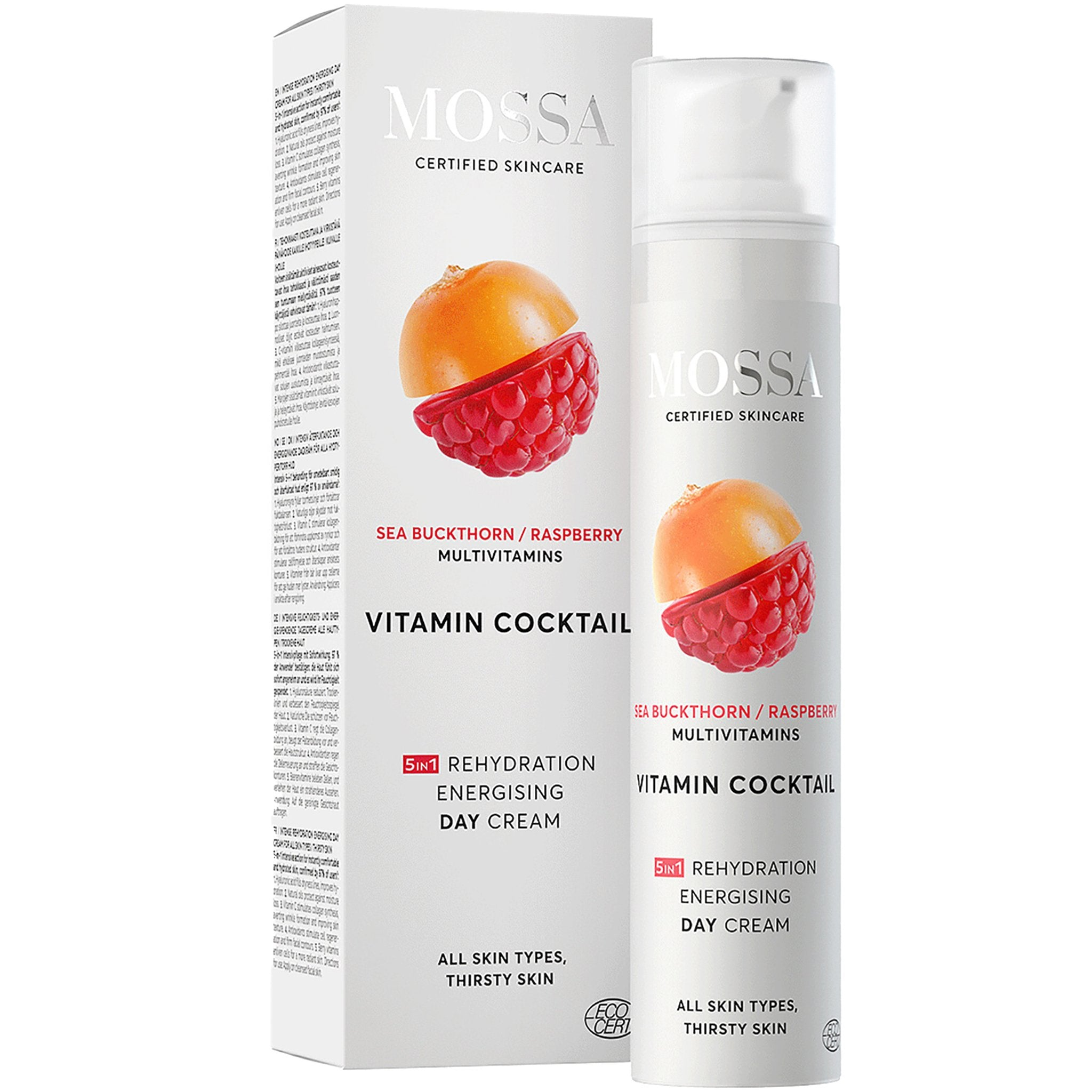 Vitamin Cocktail Intense Rehydration Energising Day Cream