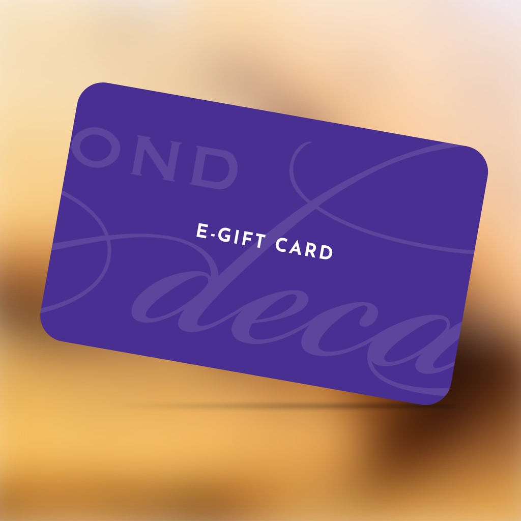 purple e-gift card