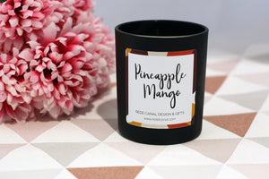 Pineapple Mango Candle