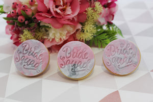 Bride Squad Cookies - PERTH ONLY