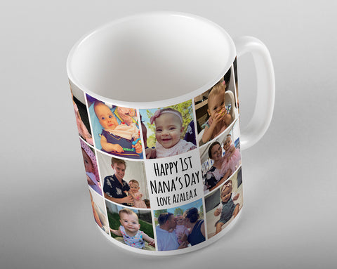 Personalised Printed Mug