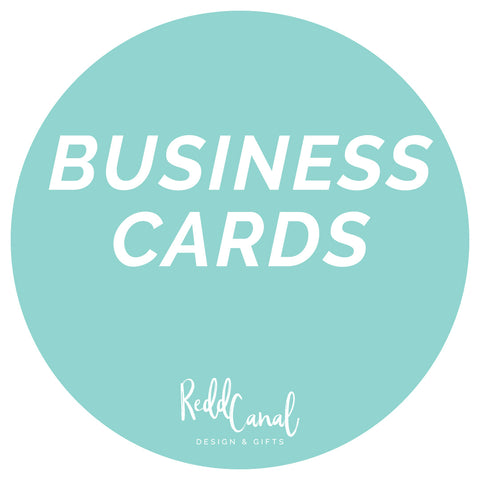 Design - Business Cards