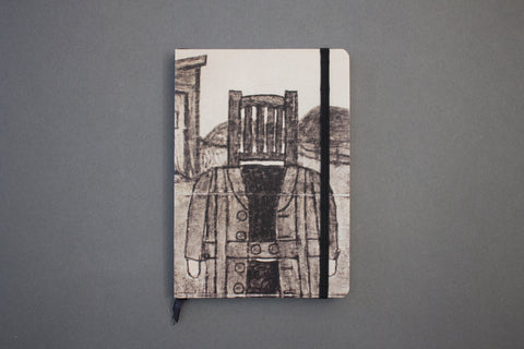 James Castle Notebook