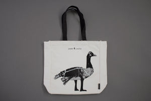 James Castle Bird Tote