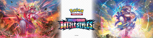 BATTLE STYLES STRIKES!