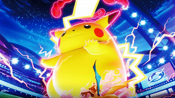 A Spark of Brilliance: Vivid Voltage and the Chonky Pikachu VMAX