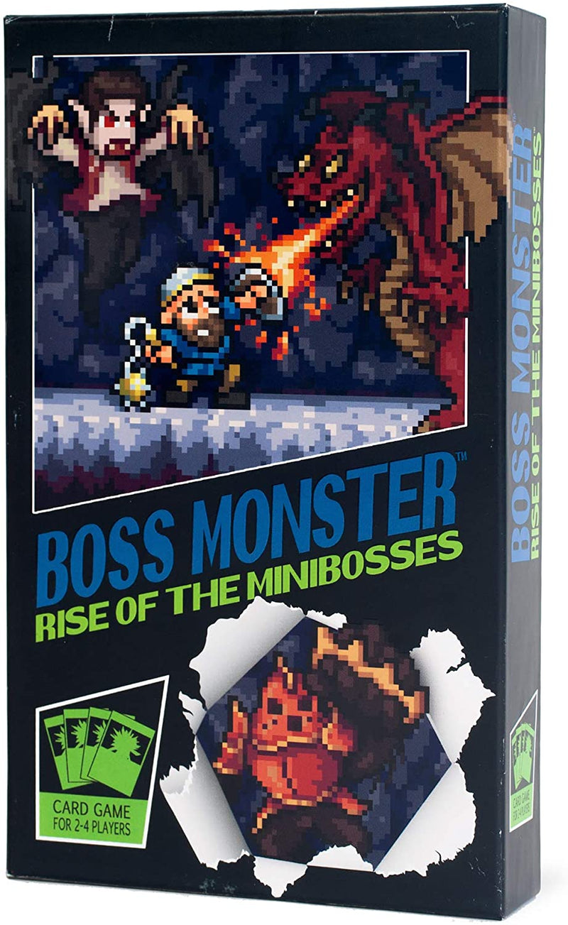 Boss Monster Rise of The Mini-Bosses