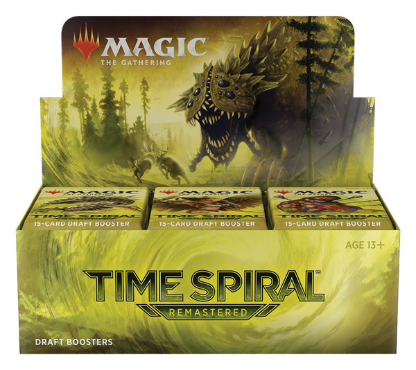 Time Spiral Remastered Draft Box