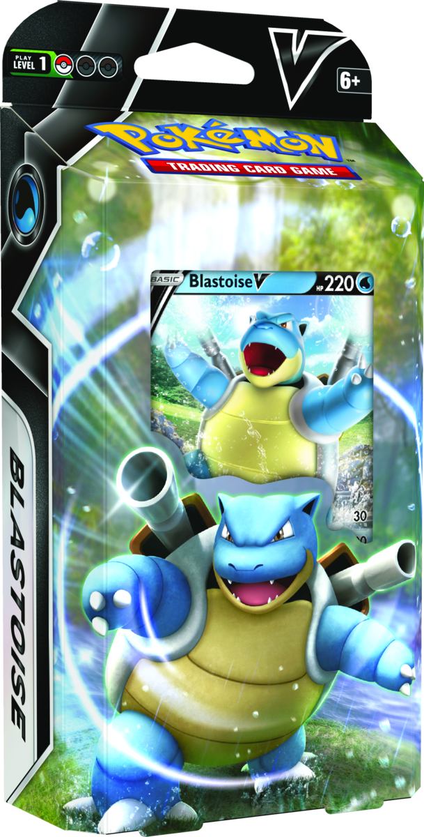Pokemon V Battle Deck Blastoise V