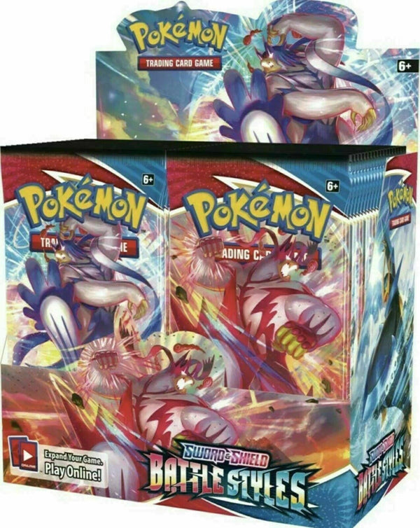 Pokémon Battle Styles Booster Box