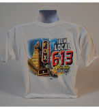 IBEW 613 Fox Theatre Pocket Tee