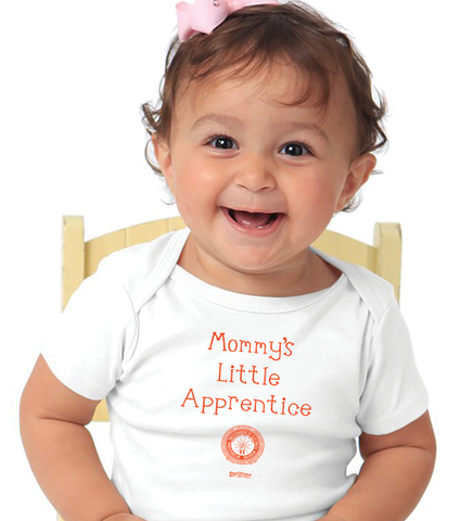 Mommy's Little Apprentice Onesie