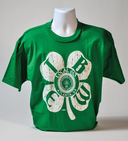 IBEW Saint Patrick's Day T-Shirt