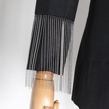 Load image into Gallery viewer, Beaded Tassel Blazer