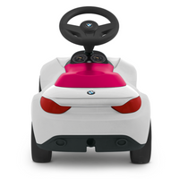 BMW Baby Racer III (white/raspb.red)