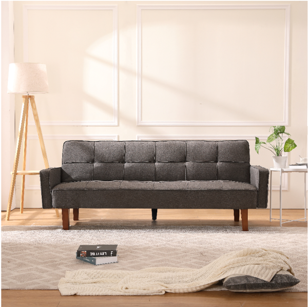 Lazy folding sofa bed