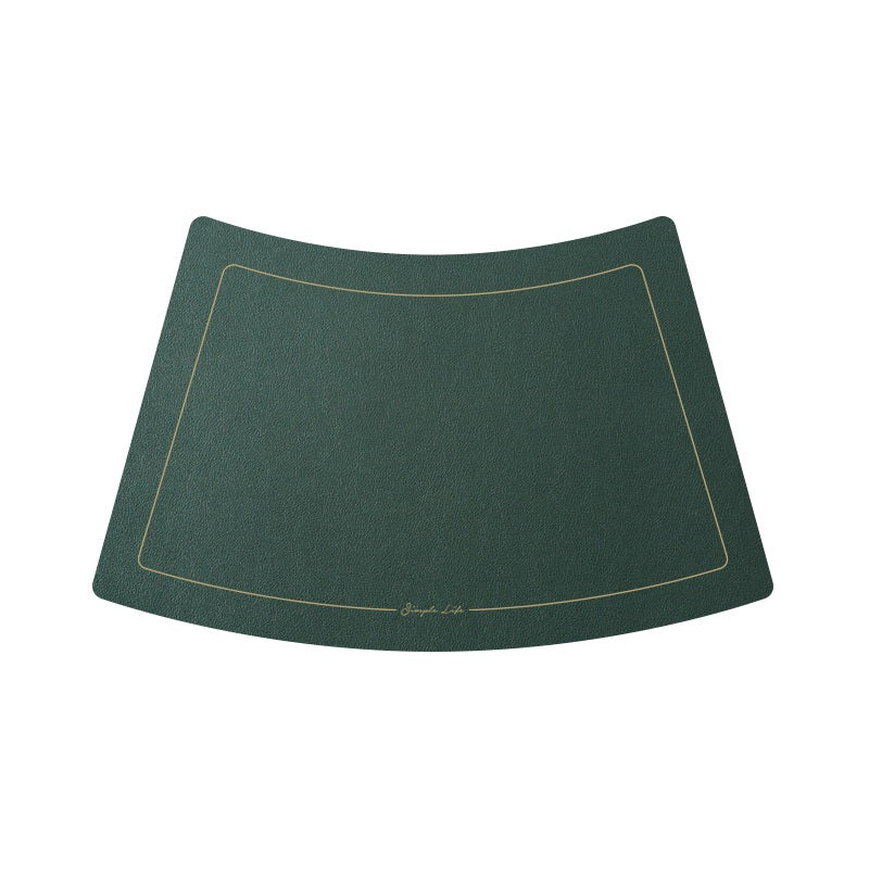 Faux Leather Placemats For Dining Table