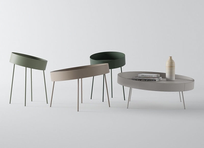 Round creative table