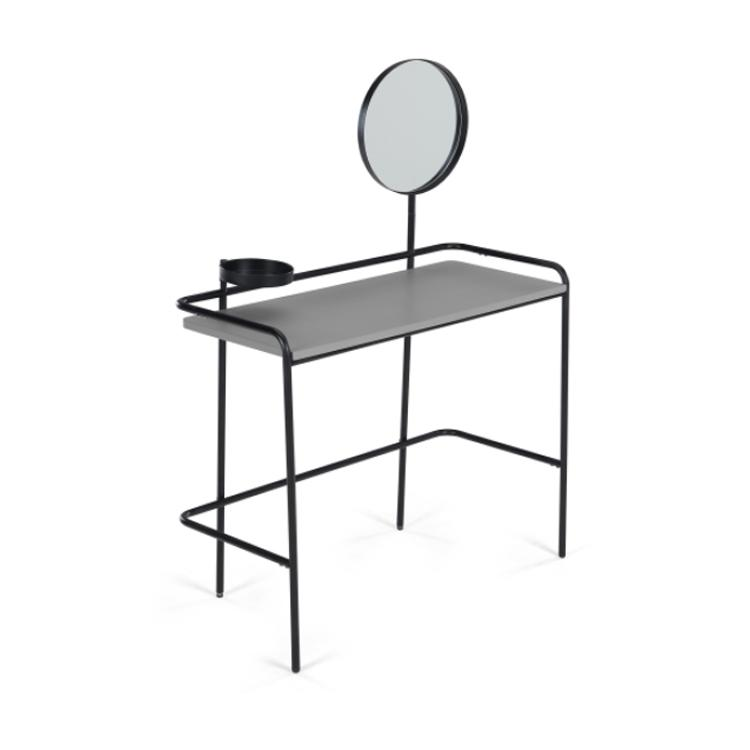 Multifunctional Modern Minimalist Dressing Table With Mirror