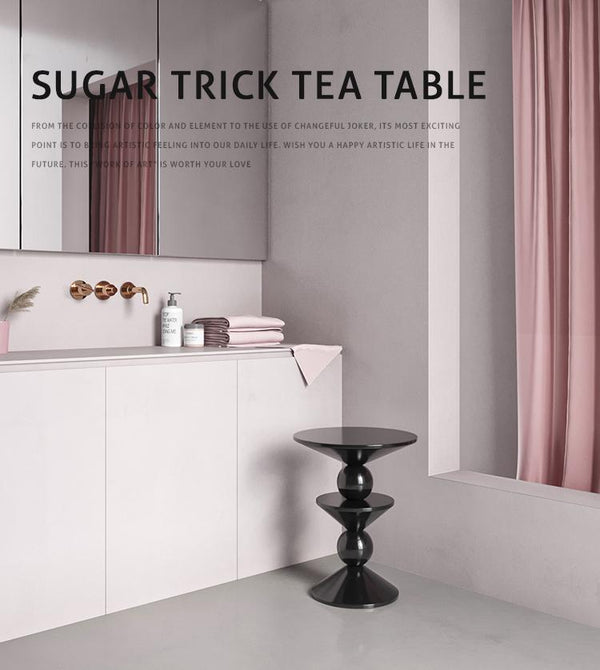 Simplicity ins style suggar strick tea table