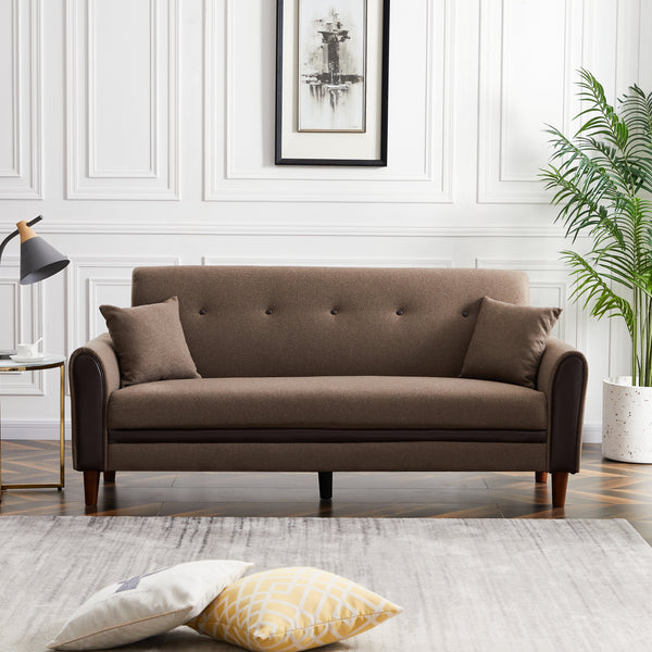 Simple modern style  ikea couch