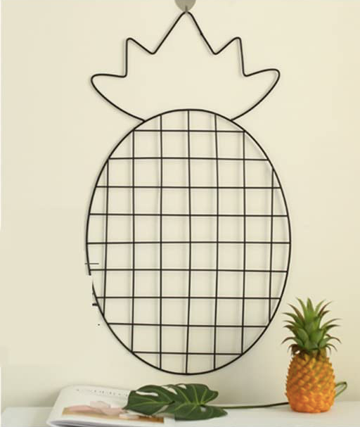 Photo Grid Frame - Pineapple