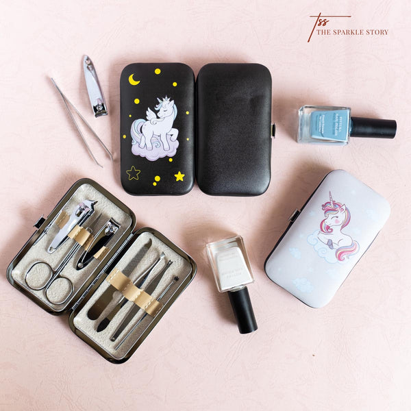 Unicorn Manicure & Pedicure Kit