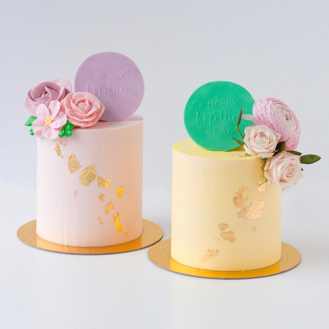 Mother's Day Mini Cake